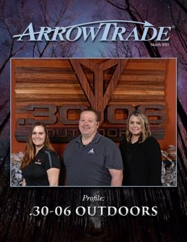 ArrowTrade Magazine March 2021 Cover